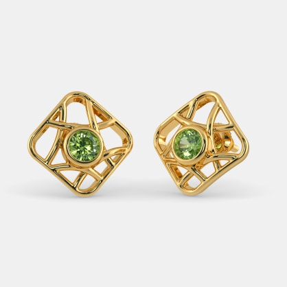 The Amika Stud Earrings