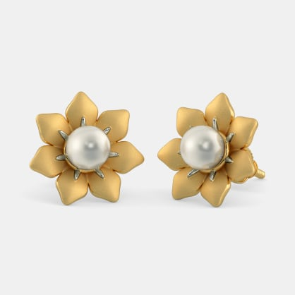 The Nayah Stud Earrings