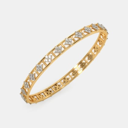 The Corazon Round Bangle