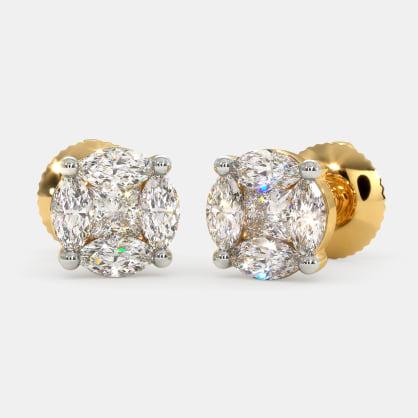 The Annalisa Stud Earrings