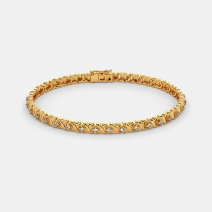 The Niyaa Tennis Bracelet