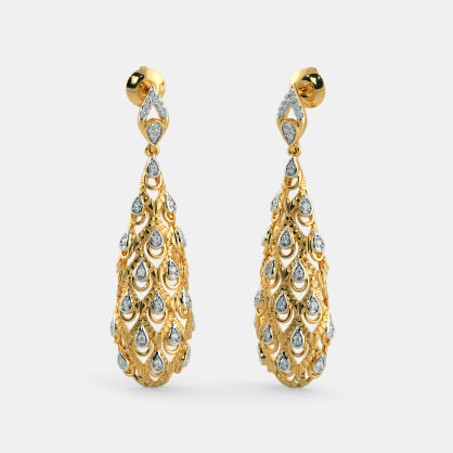 The chandraki Drop Earrings