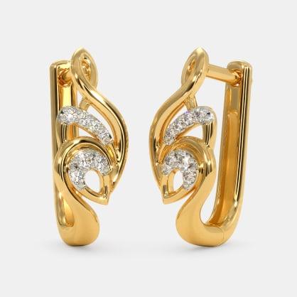 The Juan Hoop Earrings