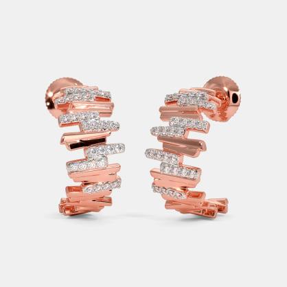 The Meridia Hoop Earrings