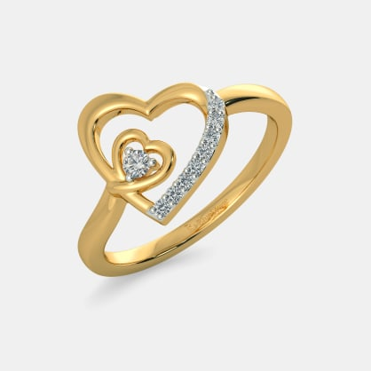 The Lovers Hearts Rings