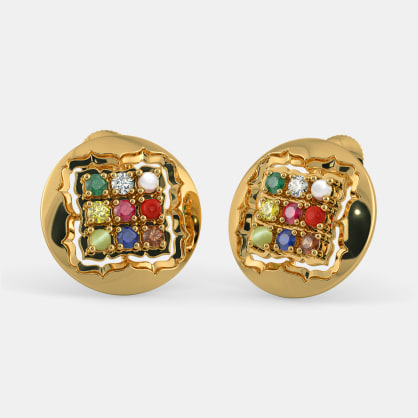 The Graha Stud Earrings