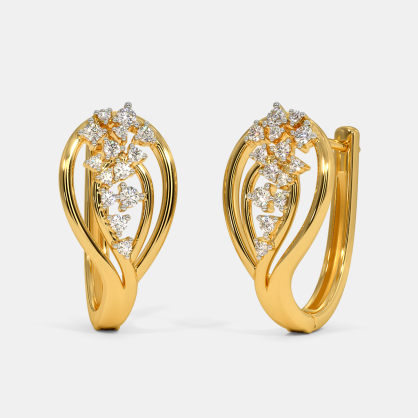 The Castor Hoop Earrings