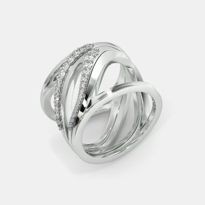 The Agneta Stackable Ring