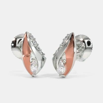 The Hallie Stud Earrings