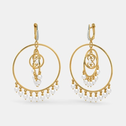The Cognate Drop Earrings