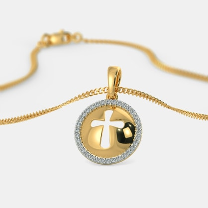 The Alvin Cross Pendant