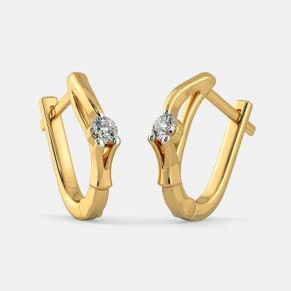 The Hernan Hoop Earrings
