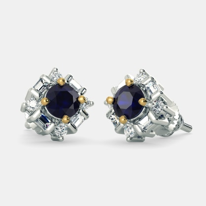 The Equitable Saga Stud Earrings