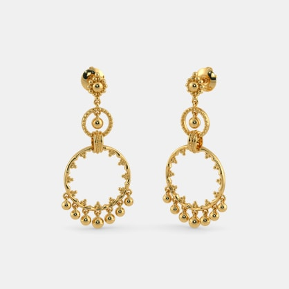 The Oviya Drop Earrings