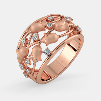 The Exquisite Tulip Ring