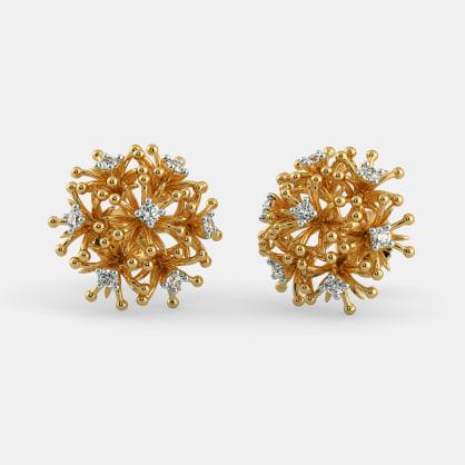 The Palash Stud Earrings