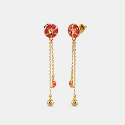 The Adelmira Earrings for Kids