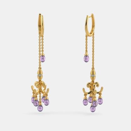 The Savannah Chandelier Earrings