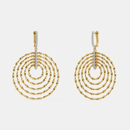 The Blandina Drop Earrings