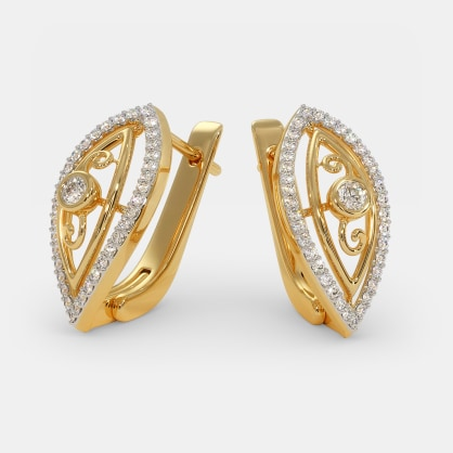 The Parita hoop Earrings