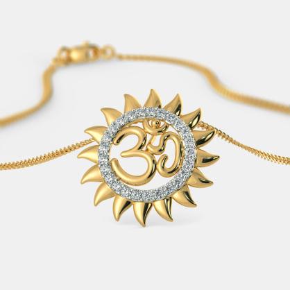The Adwaya Pendant