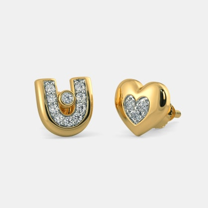 The Romantic MisMatch Earrings