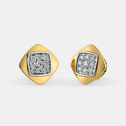 The Basel Stud Earrings