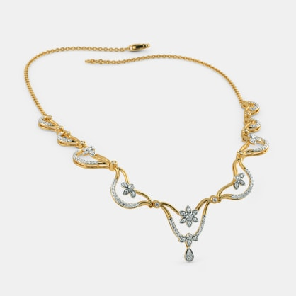 The Ithal charm Necklace
