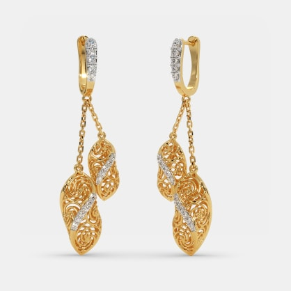 The Yedda Drop Earrings