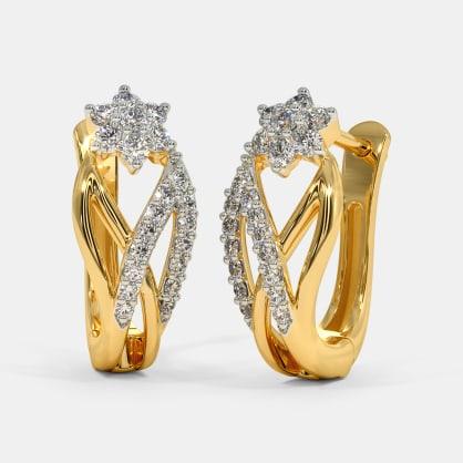 The Abelarda Hoop Earrings