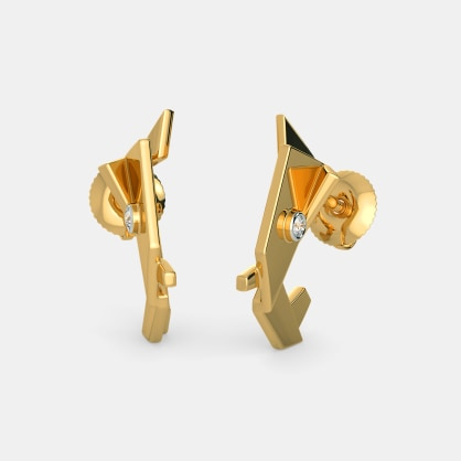The Svojas Stud Earrings