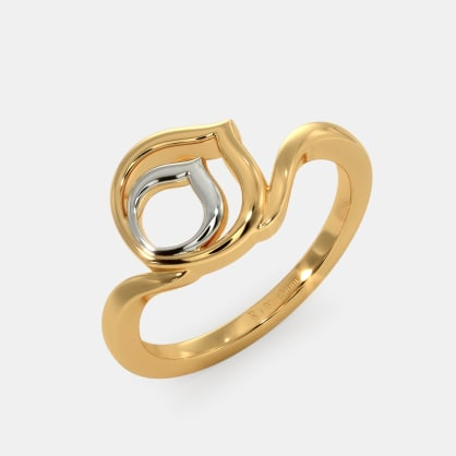 The Entwined Leafy Ring