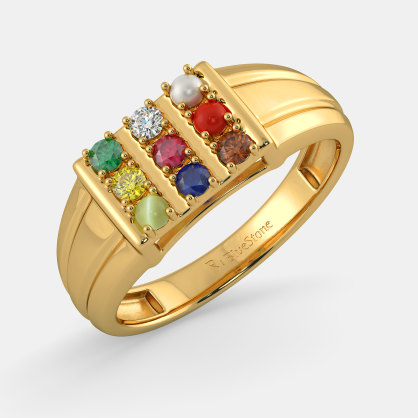 The Raj Darpan Ring