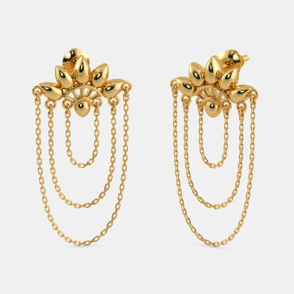 The Desirous Charm Earrings