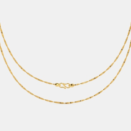 The Leia Gold Chain