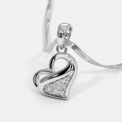 The Evilia Heart Pendant