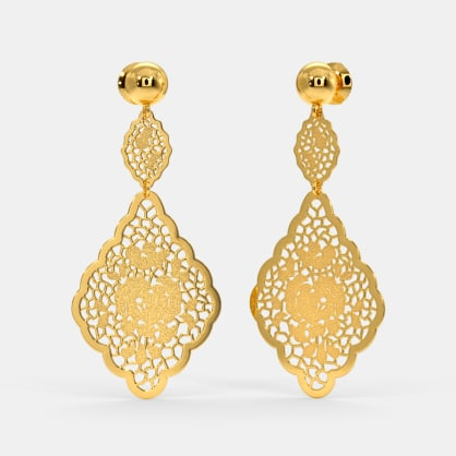 The Cynne Drop Earrings