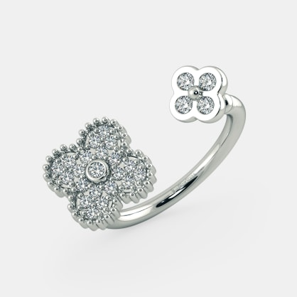 The Rionna Top Open Ring