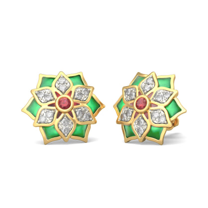 The Claribel Stud Earrings