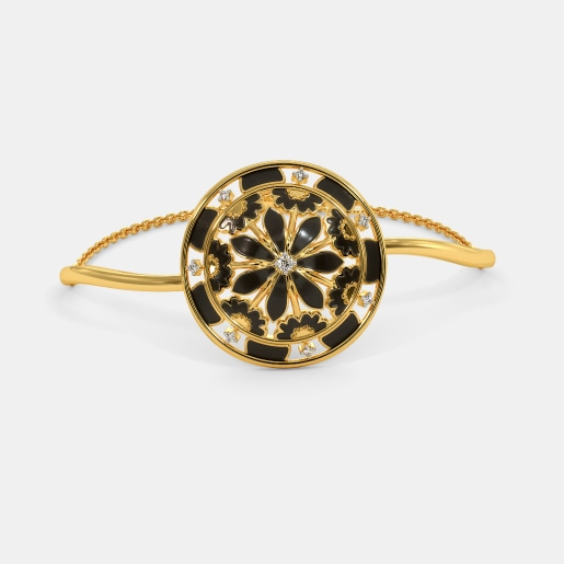 The Godiva Oval Bangle
