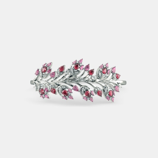 The Blossom Oval Bangle