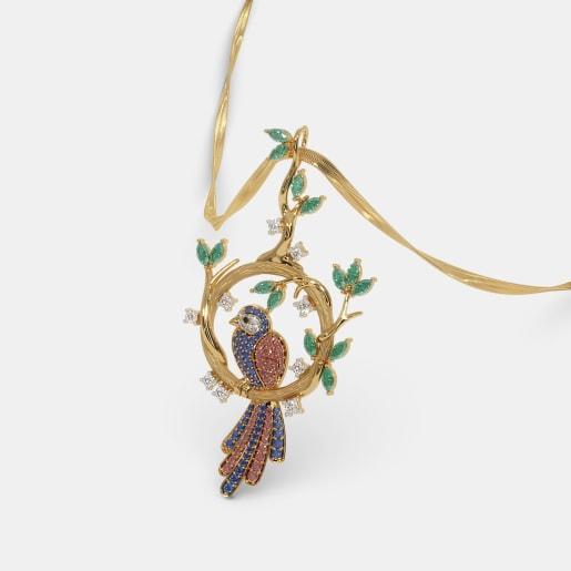 The Quetzal Pendant