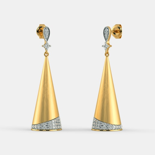 The Resplendence Drop Earrings
