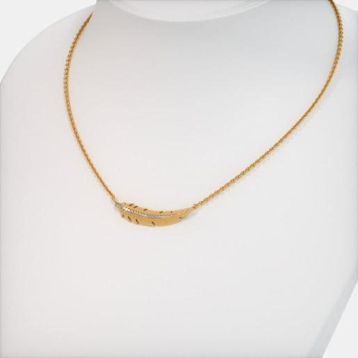 The Loretta Bar Necklace