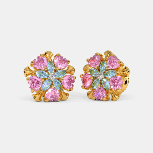 The Tozi Stud Earrings