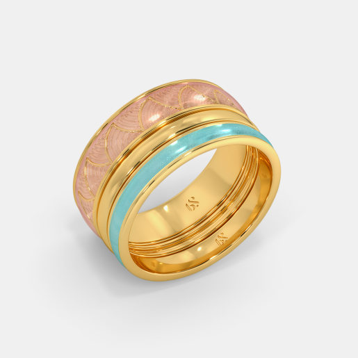 The Balos Stackable Ring