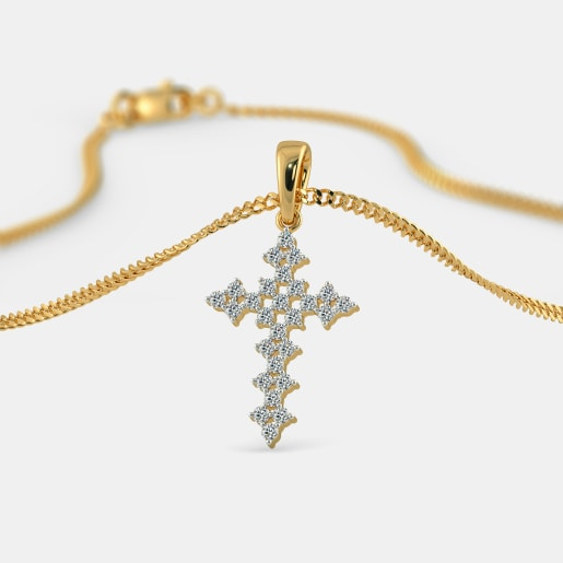The Adley Cross Pendant