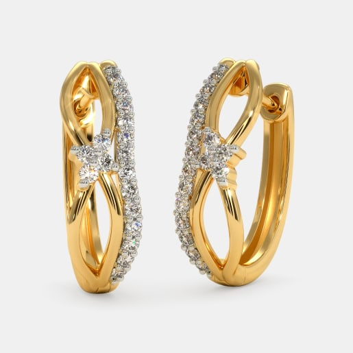 The Alonso Hoop Earrings
