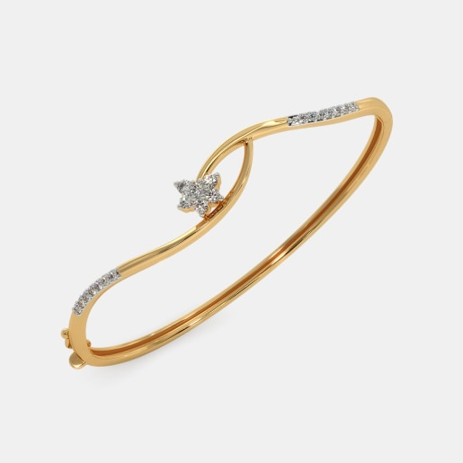 The Adonica Oval Bangle
