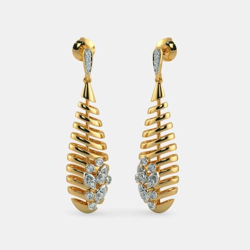The Chakori Drop Earrings